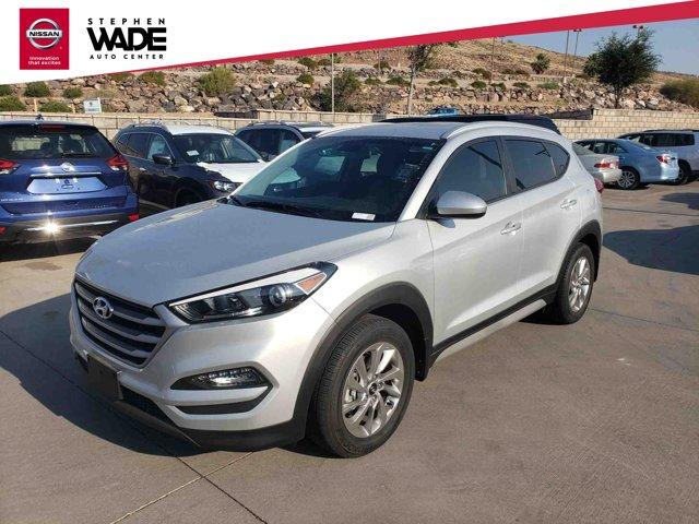 Used 2017 Hyundai Tucson SE