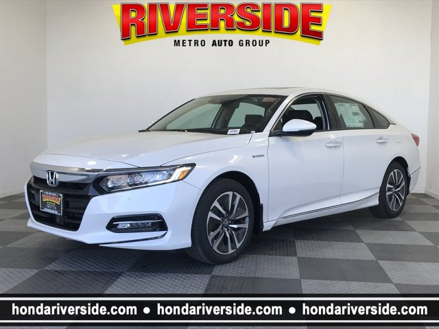 2020 Honda Accord Hybrid Touring Touring Sedan Gas/Electric I-4 2.0 L/122 [13]