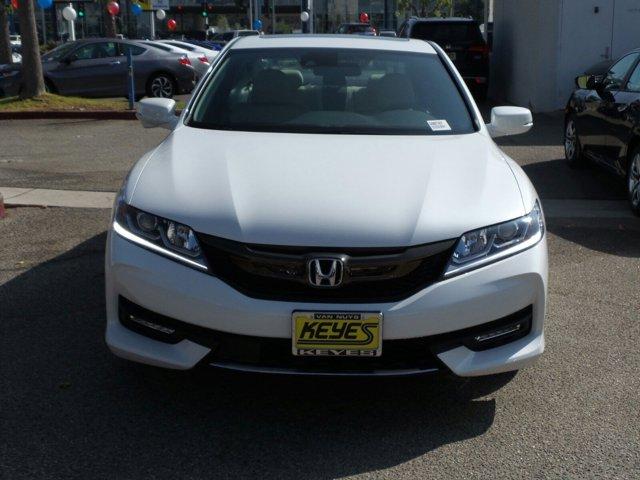 New 2016 Honda Accord Coupe 2dr V6 Auto EX-L w-Navi and Honda Sensing
