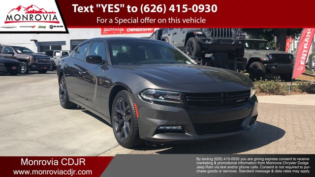 2020 Dodge Charger SXT SXT RWD Regular Unleaded V-6 3.6 L/220 [7]