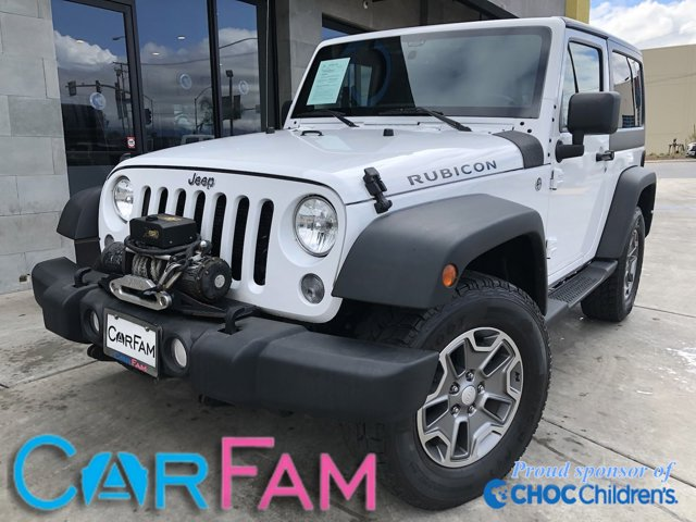 Used 2014 Jeep Wrangler in Rialto, CA