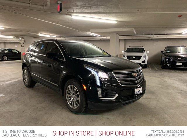 2018 Cadillac XT5 Luxury FWD FWD 4dr Luxury Gas V6 3.6L/222.6 [17]