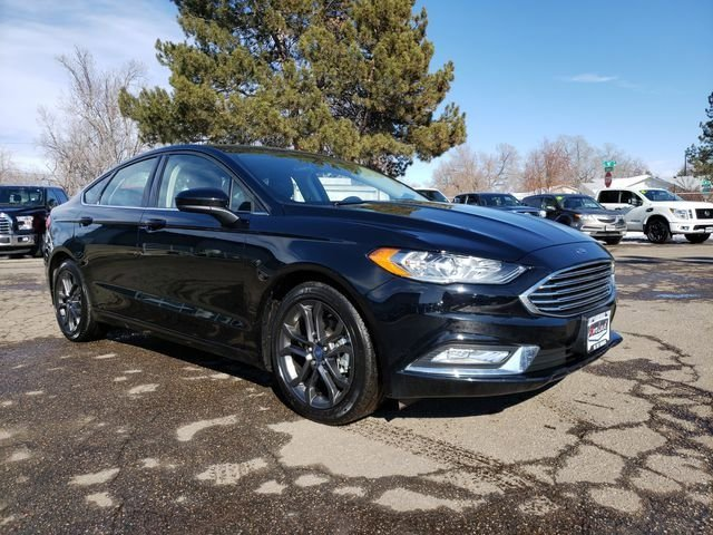 Used 2018 Ford Fusion in Fort Collins, CO