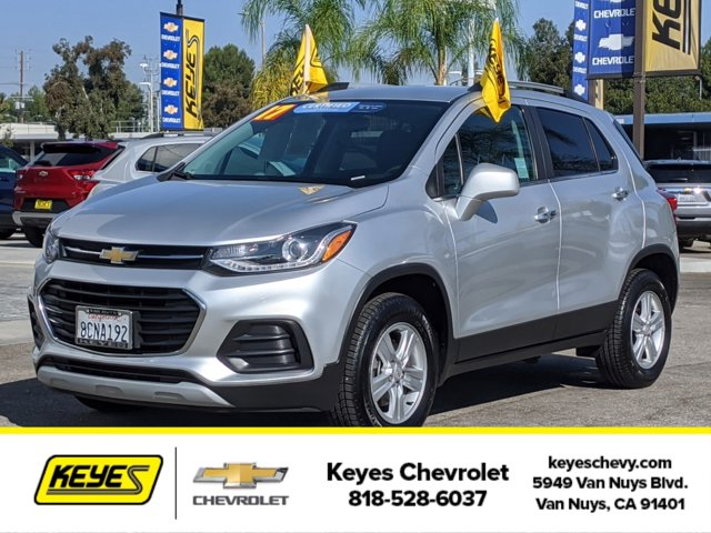Used 2017 Chevrolet Trax in , CA
