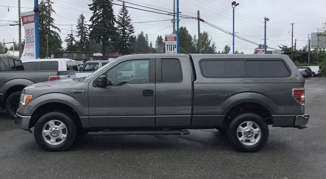 Used 2011 Ford F-150 4WD SuperCab 145 XLT