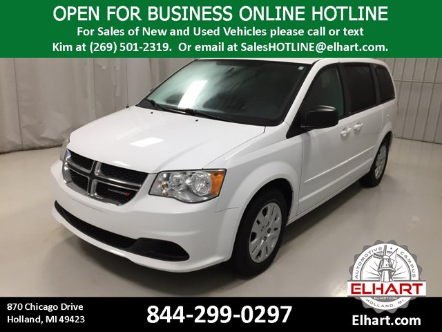 Used 2014 Dodge Grand Caravan in Holland, MI