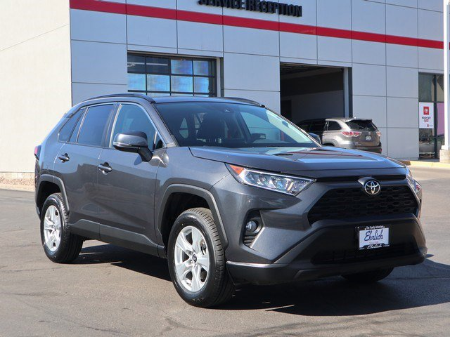 Used 2019 Toyota RAV4 in Greeley, CO