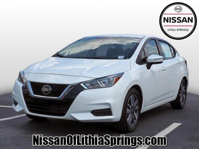 New 2020 Nissan Versa in Lithia Springs, GA