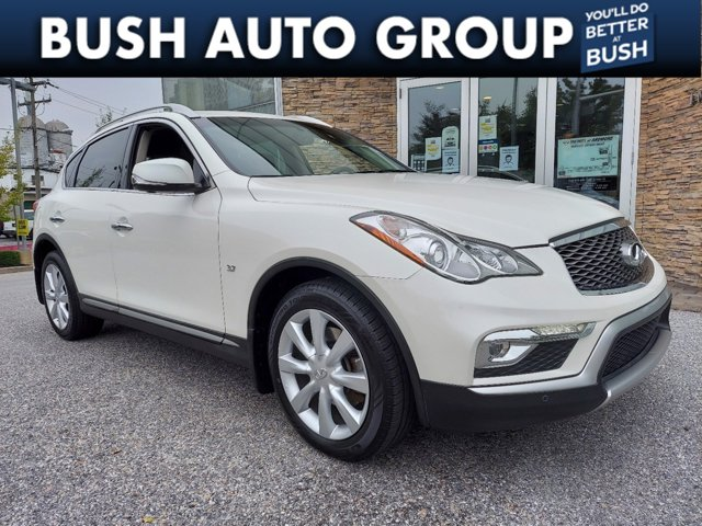 2017 INFINITI QX50 navigation backup camera sunroof AWD Premium Unleaded V-6 3.7 L/226 [0]