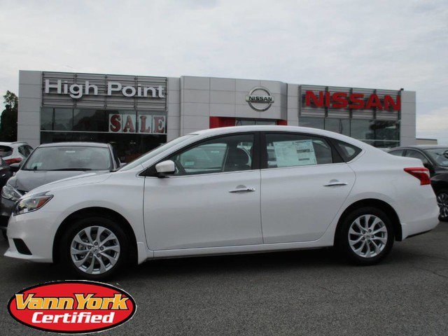 New 2019 Nissan Sentra in High Point, NC