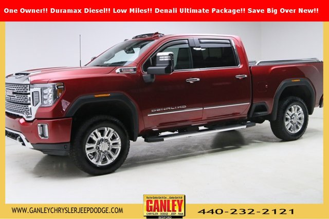 Used 2020 GMC Sierra 2500HD in Cleveland, OH