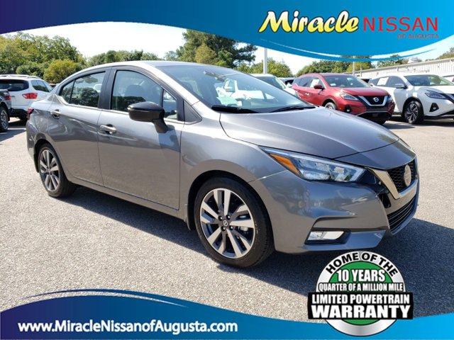 New 2020 Nissan Versa in Martinez, GA