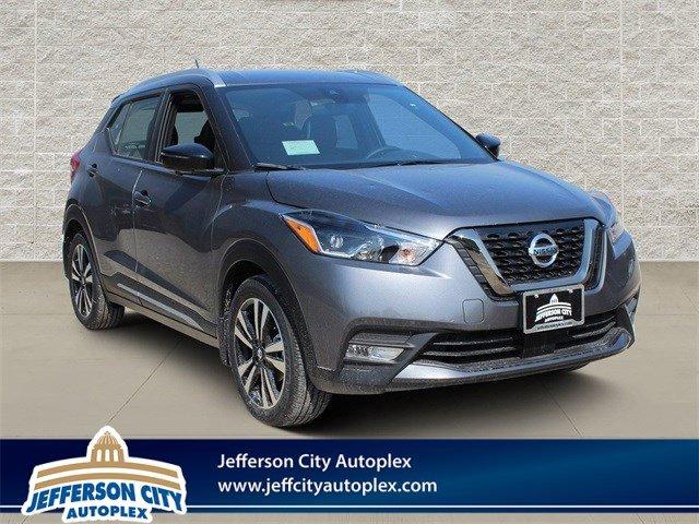 New 2020 Nissan Kicks in Jefferson City, MO