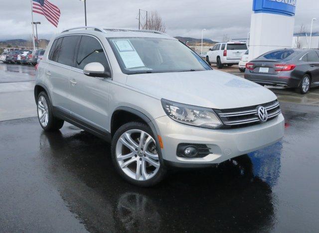 Used 2013 Volkswagen Tiguan in Prescott, AZ