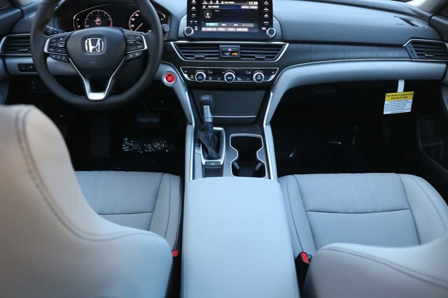 New 2019 Honda Accord Sedan EX-L 1.5T CVT