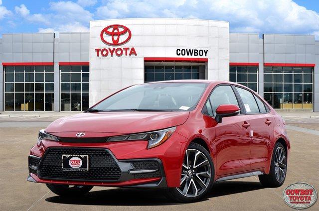 New 2020 Toyota Corolla in Dallas, TX