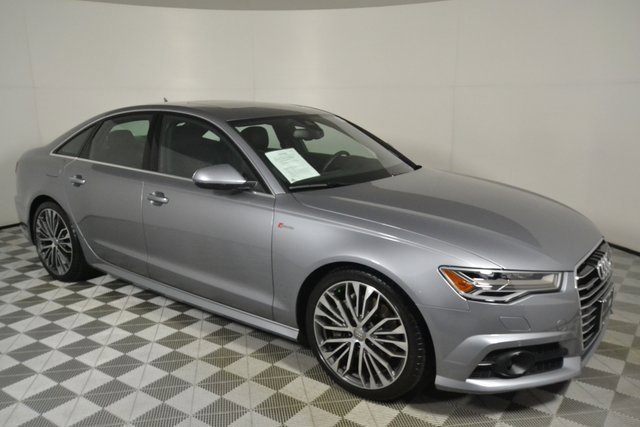 Used 2018 Audi A6 in Lynnwood, WA
