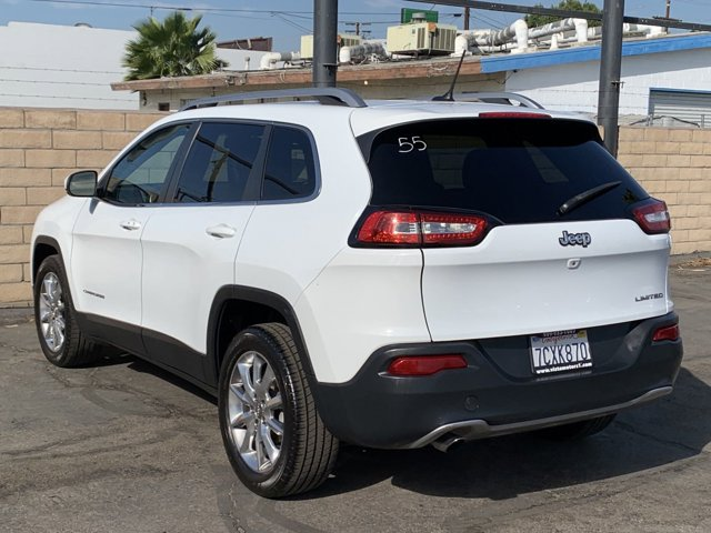 2014 Jeep Cherokee Limited Technology Pkg 4D Sport Utility 4-Cyl 2.4L **SUPER CLEAN**