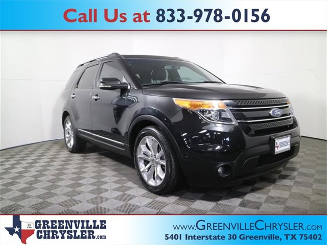 Used 2011 Ford Explorer in Greenville, TX