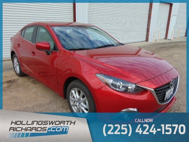 New 2016 Mazda Mazda3 in Baton Rouge, LA