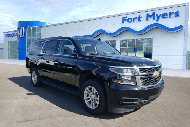 Used 2019 Chevrolet Suburban in Fort Myers, FL