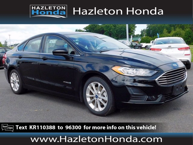 Used 2019 Ford Fusion Hybrid in , NJ