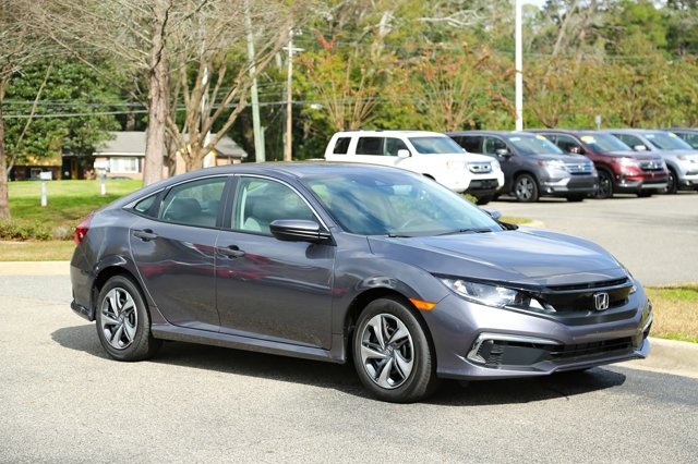New 2020 Honda Civic Sedan in Tallahassee, FL