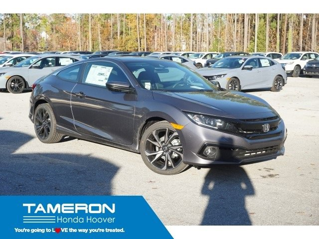 New 2020 Honda Civic Coupe in Birmingham, AL