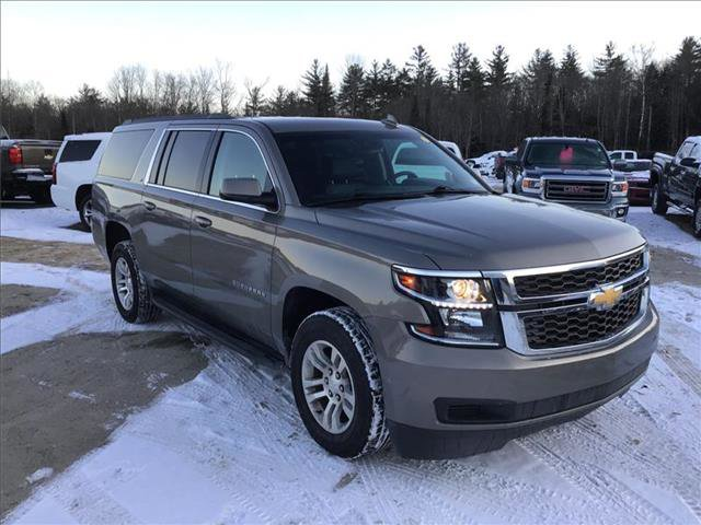 2019 Chevrolet Suburban LT AUDIO SYSTEM  8 DIAGONAL COLOR TOUCH-SCREEN NAVIGATION WITH CHEVROLET I