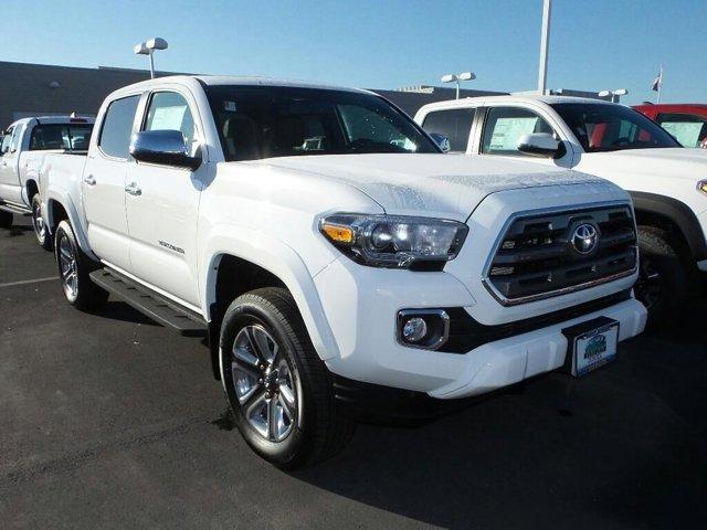 New 2017 Toyota Tacoma in Yuba City, CA