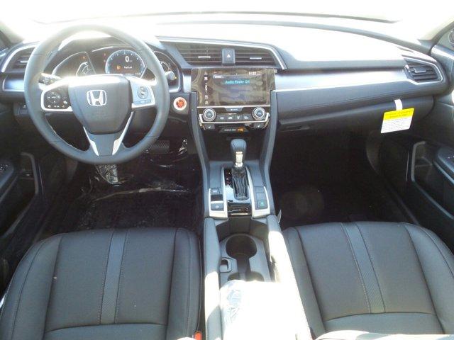 New 2017 Honda Civic Sedan EX-L CVT