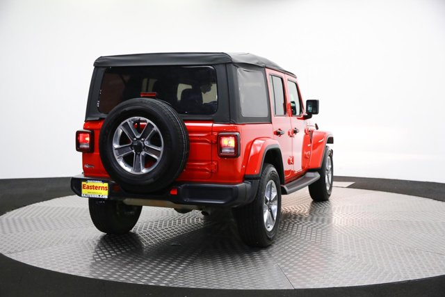 2019 Jeep Wrangler Unlimited for sale 123385 4