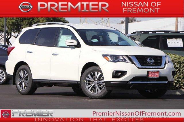 New 2020 Nissan Pathfinder in FREMONT, CA