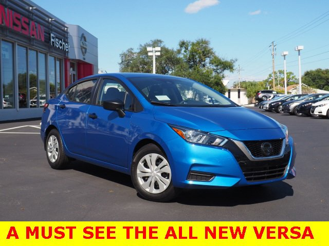 New 2020 Nissan Versa in Titusville, FL