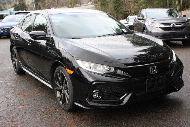 New 2019 Honda Civic Hatchback in Bellevue, WA