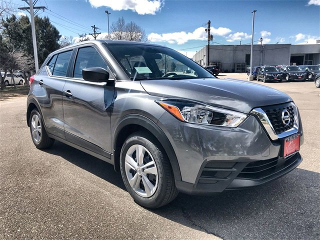 New 2020 Nissan Kicks in Fort Collins, CO