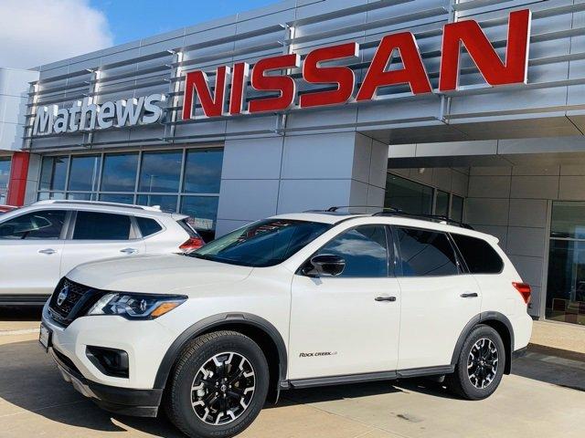 New 2019 Nissan Pathfinder in Paris, TX