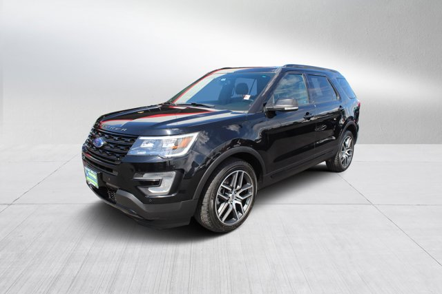 Used 2017 Ford Explorer in Tacoma, WA
