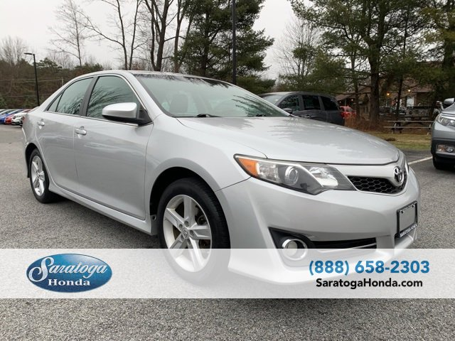 Used 2014 Toyota Camry in Saratoga Springs, NY