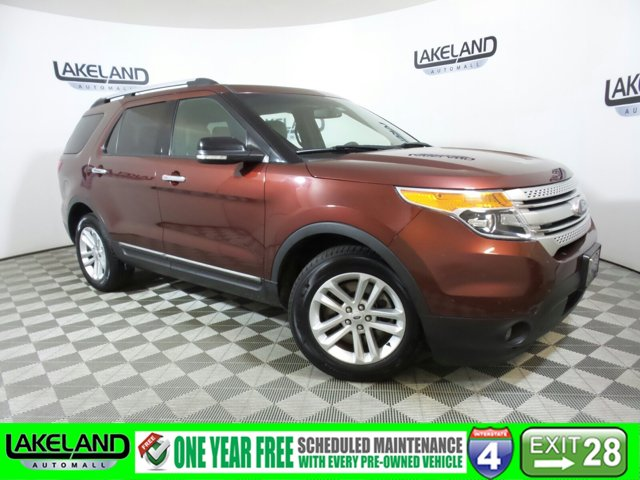 Used 2015 Ford Explorer in Lakeland, FL