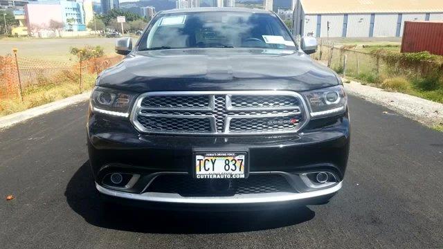 2017 Dodge Durango Citadel Anodized Platinum