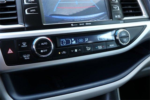 Used 2016 Toyota Highlander FWD 4dr V6 XLE