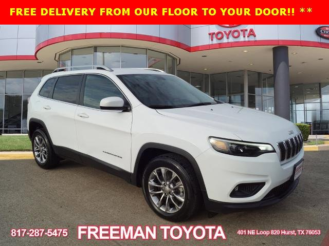 Used 2019 Jeep Cherokee in Hurst, TX