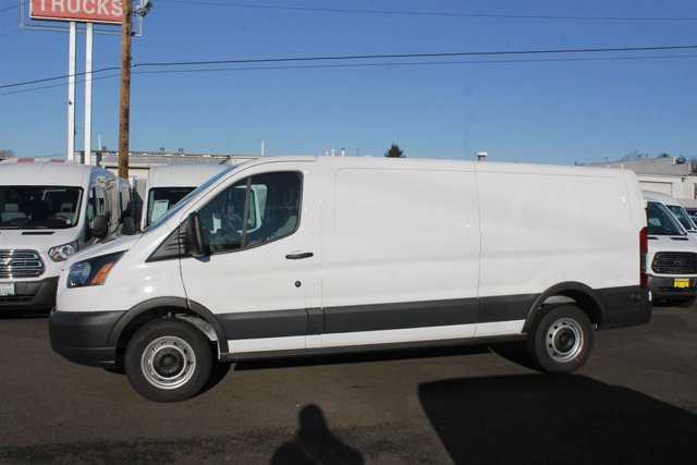 New 2017 Ford Transit Van T-150 148 Low Rf 8600 GVWR Sliding RH Dr