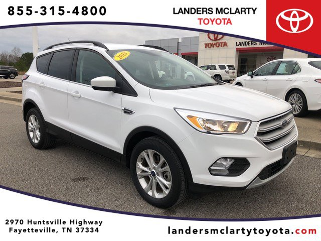 Used 2018 Ford Escape in Fayetteville, TN