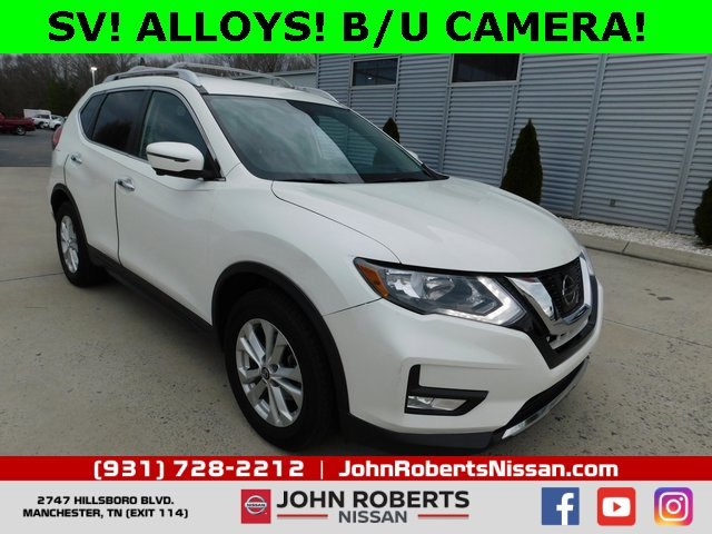 Used 2017 Nissan Rogue in Manchester, TN