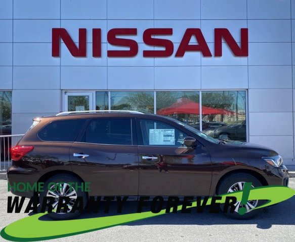 2020 Nissan Pathfinder SL FWD SL Regular Unleaded V-6 3.5 L/213 [0]