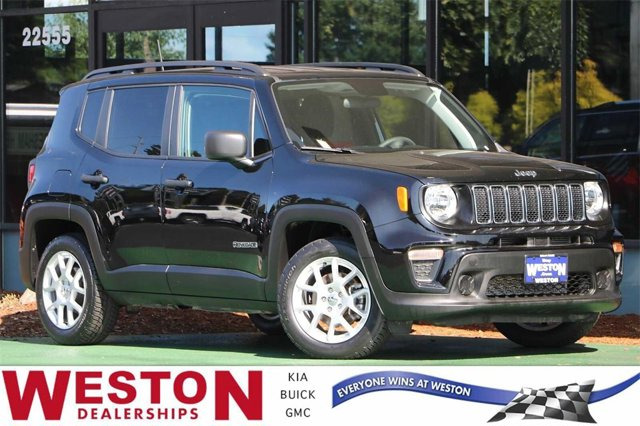 Used 2019 Jeep Renegade in Gresham, OR