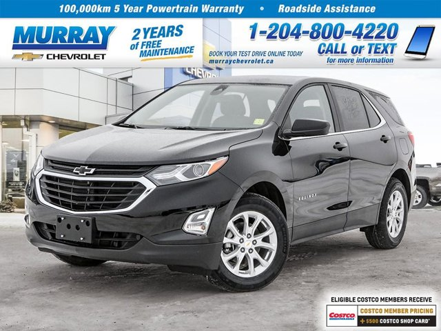 2021 Chevrolet Equinox LT FWD 4dr LT w/1LT Turbocharged Gas I4 1.5L/92 [15]