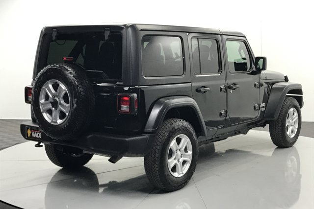 Used 2018 Jeep Wrangler Unlimited Sport S